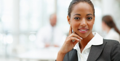 a-smiling-young-african-american-business-woman1